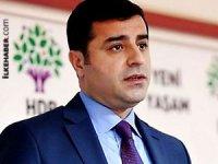 Demirtaş: HDP baraj altında bırakılabilir