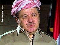 Mesud Barzani: Kürt'ün eliyle Kürt kanı dökülmeyecek