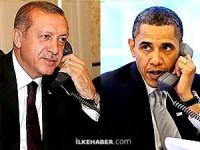 Obama'dan Erdoğan'a 'darbe' telefonu