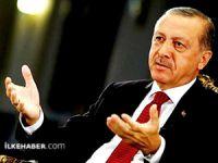 Erdoğan: Almanların Milan silahı, benim tankımı vuruyor