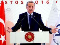 Erdoğan: Ben de FETÖ'ye yardımcı oldum
