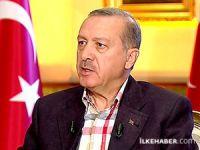 Erdoğan: Kuzey Suriye'de belli bir yapılanmanın endişesini taşıyoruz