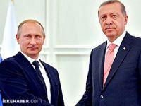 Erdoğan ile Putin 'kriz'den 9 ay sonra bir araya geldi