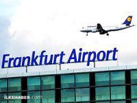 Frankfurt Havalimanı'nda tahliye