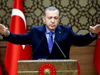 Erdoğan: 'Kuzey Suriye'de yeni bir devletin kurulmasına müsaade etmeyeceğiz'