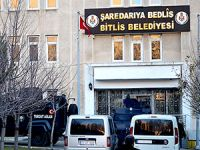 DBP'li Bitlis Belediyesi'ne operasyon