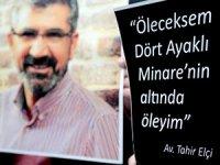 Tahir Elçi davası 3 Mart'a ertelendi