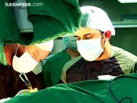ABD'li doktorlar yaralı Peşmergeler için Kürdistan'da