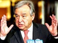 Guterres: Suriye'de savaş suçu işleniyor