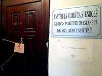 İstanbul Kürt Enstitüsü kapatıldı