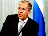 Lavrov'dan 'Suriye Ulusal Diyalog Kongresi' açıklaması