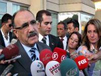 Bakan Atalay'dan Ahmet Türk'e ziyaret