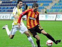 Fenerbahçe-Kayserispor:1-1