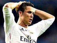 Cristiano Ronaldo'ya 5 maç ceza