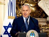 İsrail Başbakanı ABD'ye teşekkür etti