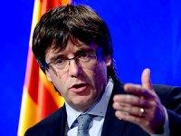 Eski Katalan lider için tutuklama talebi geri çekildi