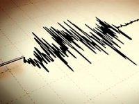 Manisa'da 5.6 büyüklüğünde deprem