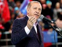 Erdoğan: Trump'ın açıklaması yok hükmündedir