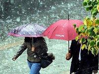 Marmara Bölgesi'ne yağış geliyor