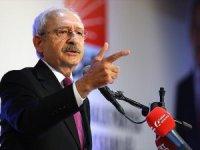 Kılıçdaroğlu: İç çekişmelere yol açanın bu partide yeri yoktur