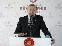 Erdoğan: İbadet özgürlüğü devletlerin sorumluluğundadır