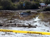 Kalifornia'daki selde ölenlerin sayısı 17'ye yükseldi