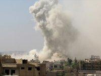 İdlib'e hava saldırısı: 7 sivil hayatını kaybetti