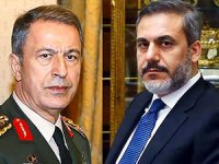 Akar ve Fidan Rusya'da Suriye'yi görüştü