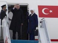 Erdoğan, Vatikan ve İtalya'ya gidiyor
