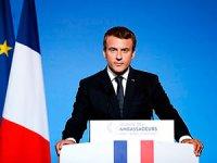 Macron Kürdistan Bölgesi'ni ziyaret edecek