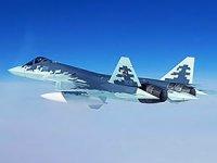 Rusya Su-57'nin seri üretimine başladı