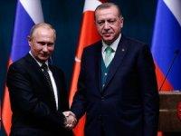 Erdoğan'dan Putin'e başsağlığı mesajı