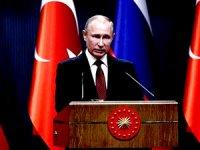 Putin: 'S-400'lerin teslimatı öne çekildi'