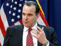 McGurk: İç güvenlik güçleri kurulana kadar Suriye'deyiz