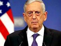 Mattis'ten 'Türkiye' açıklaması