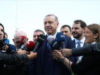 Erdoğan: Videoları Putin'e gönderdim