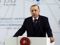 Erdoğan: Erken seçim kararıyla senaryoları altüst ettik