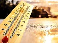 Aşırı sıcak havaya dikkat!