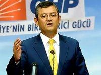CHP'li Özel'den Muharrem İnce açıklaması