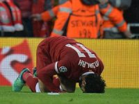 Muhammed Salah'a bir ödül daha