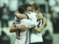 Beşiktaş evinde galip: 2-0