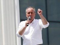 İnce'den Erdoğan'a: OHAL'i kaldıracakmış, elini tutan mı var?