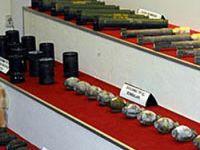 El bombaları TSK'nın çıktı