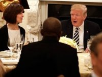 Trump'tan Beyaz Saray'da ilk iftar