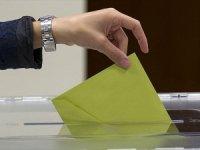 Yurt dışında ilk oylar kullanıldı