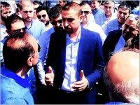Suruç'a gitmek isteyen heyete polis izin vermedi