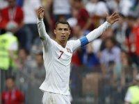 Cristiano Ronaldo'ya 18.8 milyon euro para cezası