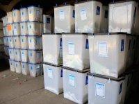 Irak'ta Peşmerge oyları geçerli sayılacak