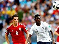 Danimarka ile Fransa son 16 turuna adını yazdırdı