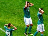Almanya 80 yıl sonra Dünya Kupası'ndan elendi